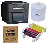 Best Dye Sublimation Printers - Mitsubishi CP-M1A Professional Dye Sub Photo Printer Media Review