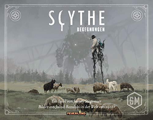 Scythe - Begegnungsbox - Deutsch