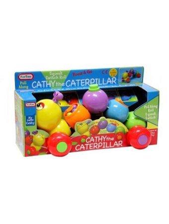 Juguete Cathy The Caterpillar
