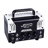 JOYO VIVO (EVH 5150-3) BanTamp Series Mini Amp Head 20 Watt Preamp 2 Channel Hybrid Tube Guitar Amplifier with Bluetooth