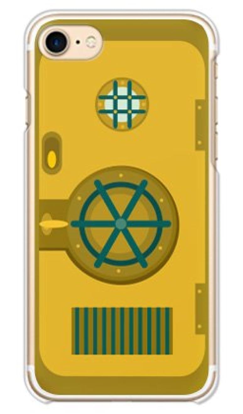 誤解するファンネルウェブスパイダーアプローチガールズネオ apple iPod touch 第7世代 ケース (水底の扉(黄)) Apple iPodtouch7-PC-OCA-0186