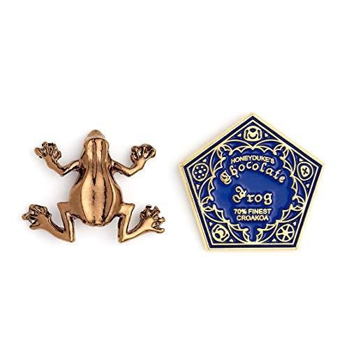 Harry Potter Chocolade Kikker Pin Badge - HPPB157