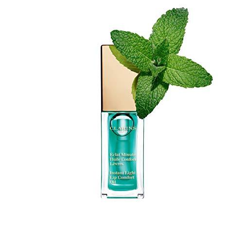 Clarins Eclat Minute Instant Light Lip Comfort Oil 06 Mintn - 7 ml