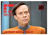 Personnel - Lt. Reginald Barclay - 30 Years of Star Trek - Phase Two (Trading Card) # 169 - Skybox 1996 Mint