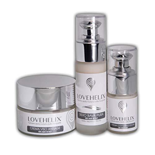 Trattamento Di Bellezza Viso Completo LoveHelix® - 100% MADE IN ITALY