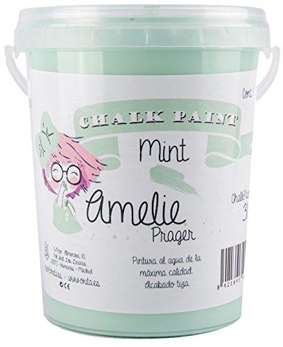 Amelie Prager 1000-31 Pintura a la Tiza chalk, Mint, 1 l