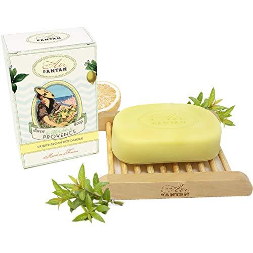 Un Air d'Antan DUO Jabonera + Jabon Tradicional Perfumado Provence,...
