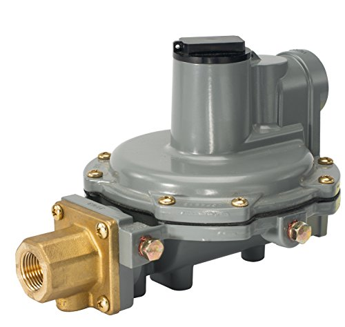 Emerson-Fisher LP-Gas Equipment R632A-JFF Integral 2-Stage Regulator, 9-13