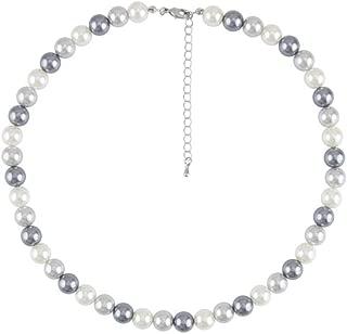 Noni B Liz Jordan Classic Pearl Necklace - Womens