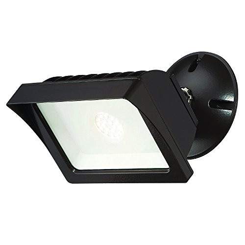 Designers Fountain FL2016N40-48 Integrated Led Adjustable Single-Head Bronze Outdoor Flood Light, 1775 lm, 4000K