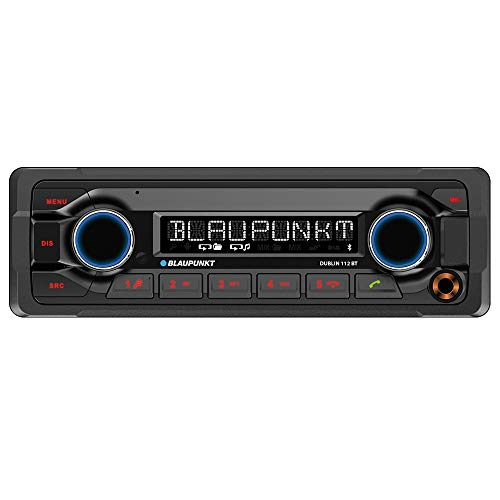 BLAUPUNKT Dublin 112 BT - MP3-Autoradio mit Bluetooth/USB/AUX-IN