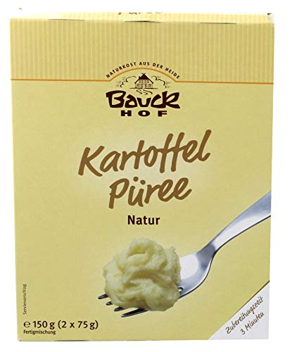 Bauckhof Bio Kartoffel Püree natur 150g