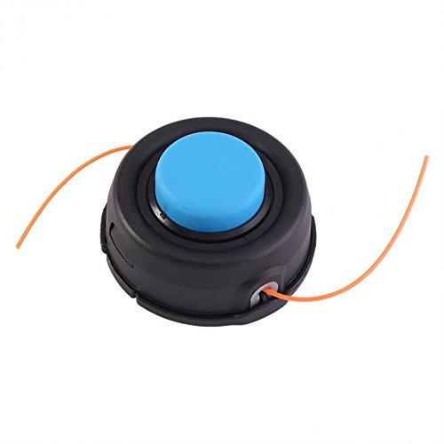 Cabezal de hilo para cortacésped Husqvarna T25, 13300 rpm, color negro