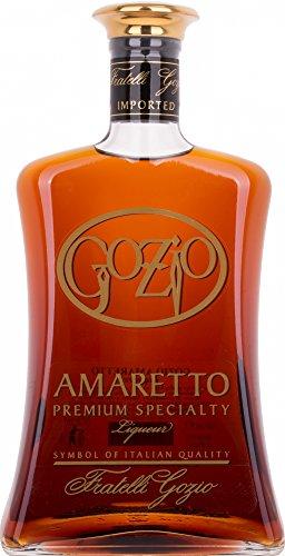 Gozio Amaretto Licor - 700 ml