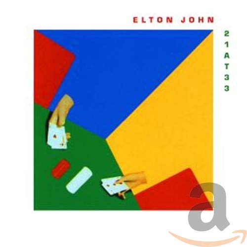 John,Elton: 21 at 33 (Audio CD (Remastered))