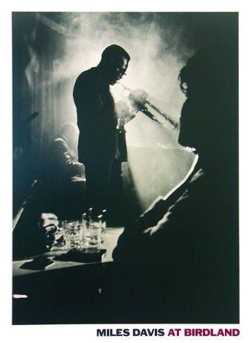 Close Up Miles Davis Kunstdruck (60cm x 80cm) + Ü-Poster