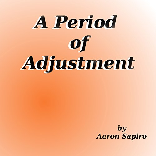 A Period of Adjustment audiobook cover art