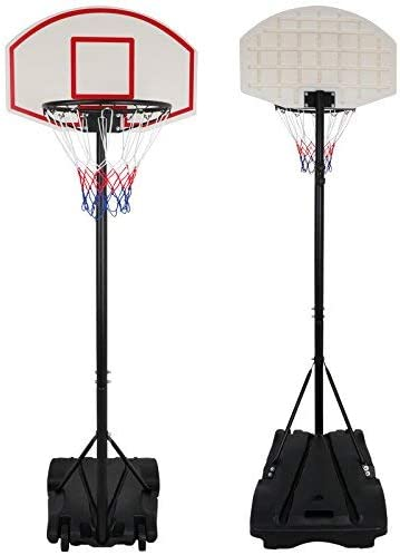 JupiterForce Portable Basketball Stand Height Adjustable Basketb Direct sale Now free shipping of manufacturer