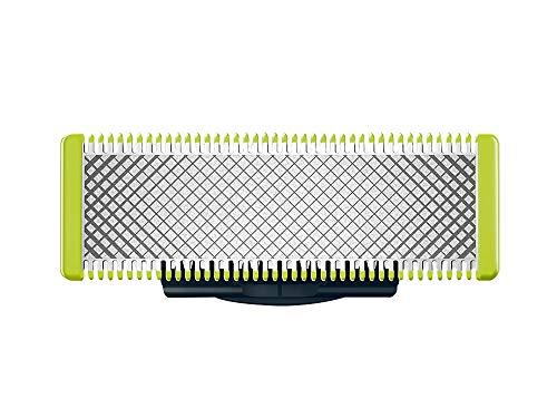 Lâmina Refil, Philips, OneBlade QP210/50, Cinza Chumbo e Verde Limão