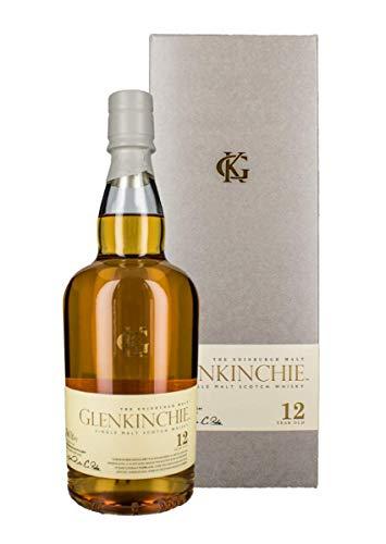Glenkinchie Lowland Malt Whisky 12 Years - 0.70 l