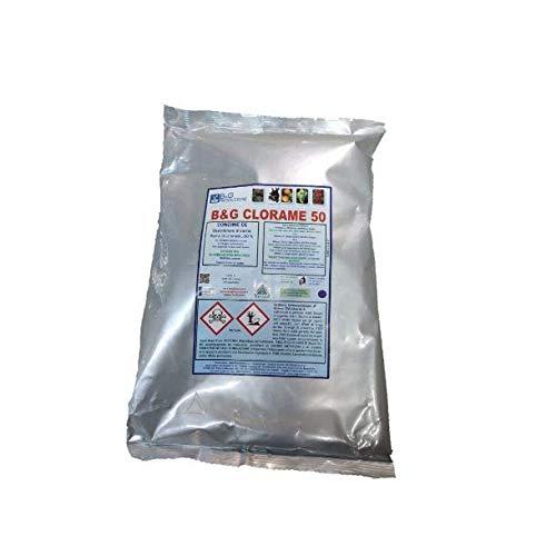 B&G PRODUZIONI B&G Ossicloruro di Rame al 50% 5 kg Libera Vendita Consentito in Agricoltura Biologica