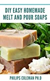 DIY EASY HOMEMADE MELT AND POUR SOAPS (English Edition)