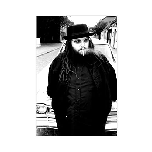 Shawn Lane Guitarrista Jazz Fusion - Póster de lona para decoración de dormitorio, paisaje,...