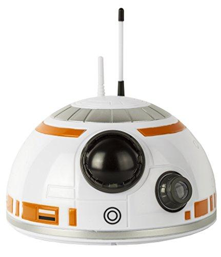 BB-8 3d KUPPEL-PROJEKTIONSWECKER Despertador 21485