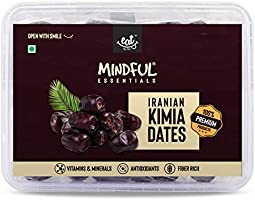 EAT - Eat Any time Mindful Premium Iranian Kimia Dates for healthy snacking - 500gm