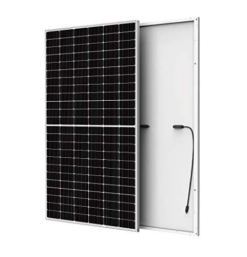 Panel Solar 400W 144cell para todos tipos de instalaciones solar 12v 24v 48v Placa solar alta Eficiencia panel Monocristalino