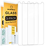 [3-PACK]-Mr.Shield Designed For Alcatel Onyx [Tempered Glass] Screen Protector with Lifetime Replacement