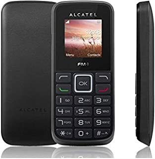 Alcatel One Touch 1010D (Dual Sim, Black)