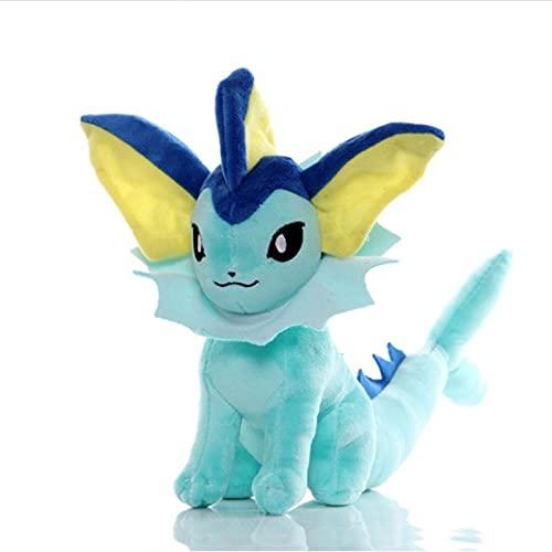vwsitc Plush Toys Anime Toys Plush Doll Squirtle Bulbasaur Jigglypuffs Eevee Snorlax Kids Gift 23Cm