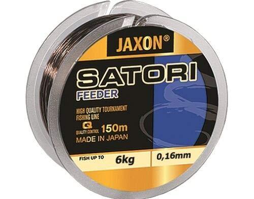 Jaxon Satori Feeder Bobine de fil de pêche monofilament 150 m   0,16-0,35 mm (0,30 mm 18 kg)