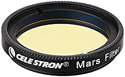 Celestron 1.25 inch Mars Observing Eyepiece Telescope Filters