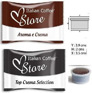 Lavazza Espresso Point Compatibles - 100 Capsulas de Café - Degustación 2 Variedades