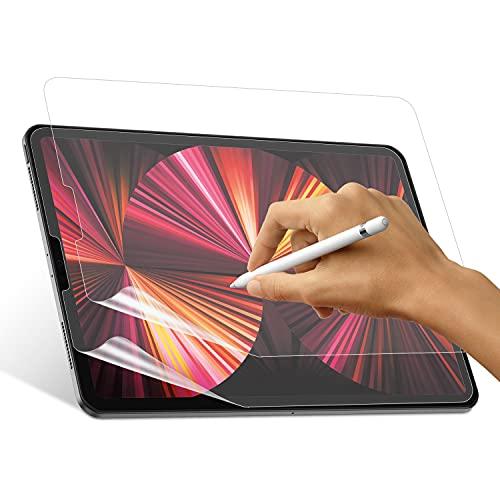 SPARIN 2 Stück Matte Schutzfolie Kompatibel mit iPad Pro 11 2021/2020 / 2018 & iPad Air 4 2020 10.9