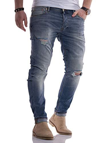 Preisvergleich Produktbild JACK & JONES Mens JJIGLENN JJORIGINAL GE 050 50SPS NOOS Jeans,  Blue Denim,  29