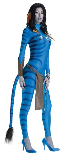 Neytiri Fancy Dress Costume - Secret Wishes Avatar(TM) (adult 4-6) (disfraz)
