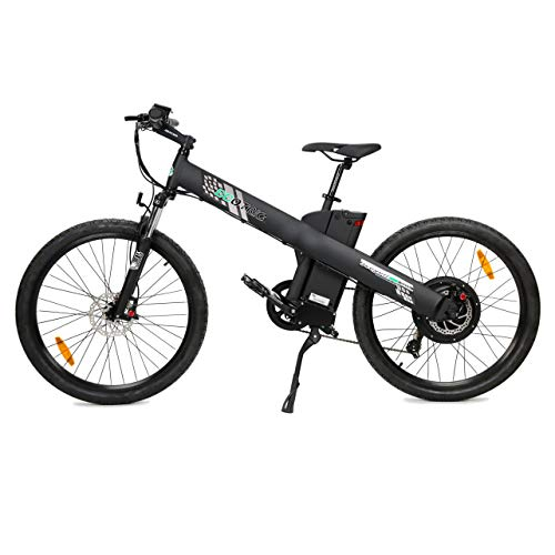 ECOTRIC 26' Electric Bicycle Powerful 1000W Motor 48V/13AH Removable Battery...