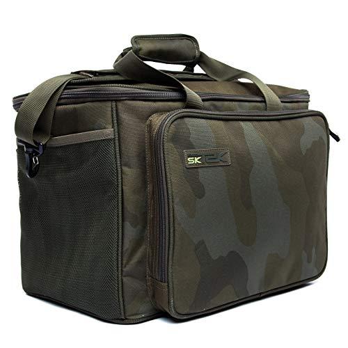 Sonik SK-TEK Cool Bag - Kühltasche für Angler - Geschirrtasche zum umhängen für Karpfenangler - Essenstasche , Größe:XL