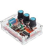 AYRSJCL XR2206 DIY Kit de Seno/triángulo/Cuadrado de 1 Hz-1 MHz Duradero del generador de señal de frecuencia Ajustable de instalación Sencilla HighFunction