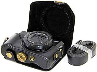 Hihouse - Funda de piel para cámara Canon G7X G7XII G7X Mark II