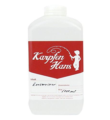 Karpfenhans Boilie Konservierer geschmacksneutral 1 Liter