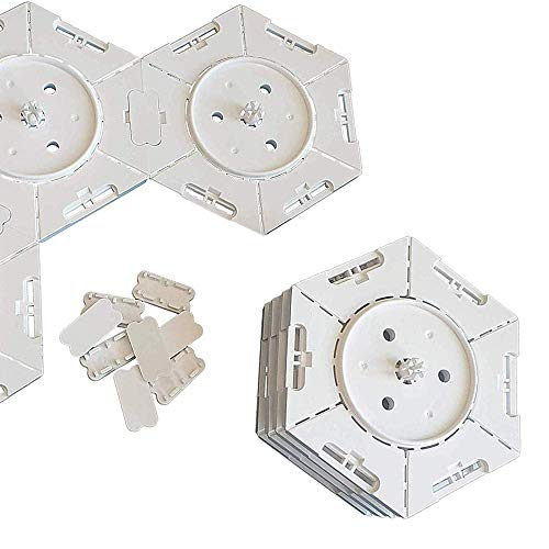 Cololight Wandhalterung für LED-Lichtpaneele – 10er-Pack