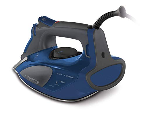 Rowenta Professional 1750-Watts Steam Iron-Made in Germany, Blue