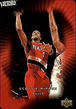 2003-04 Upper Deck Victory #79 Scottie Pippen NBA Basketball Trading Card