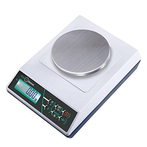 Balanza de precisión Baxtran AND 600 (600gx0,01g) 8 cm diámetro