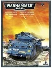 Space Marines Predator Tank Box Warhammer 40K by Games Workshop