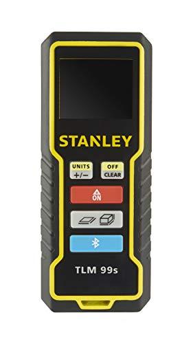 Stanley Laser-Entfernungsmesser (30 m, Distanzmesser, Flächenmessung, Volumenmessung) STHT1-77343